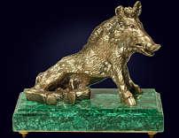 Скульптура «Кабан»