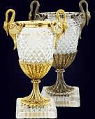 Парная ваза «Леона»