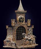 Часы «Замок»