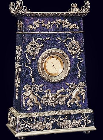 Часы «Сатир»