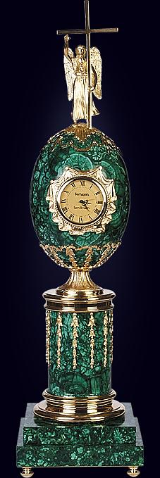Часы «Пасхальные»