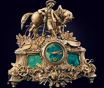 Часы «Бавария»