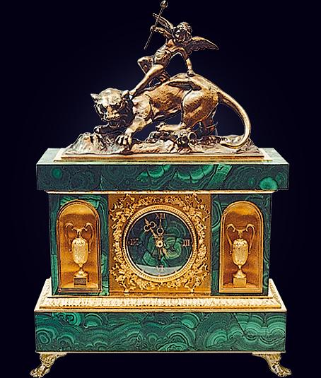 Часы «Аллегория любви»