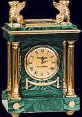 Часы-карандашница «Грифоны»