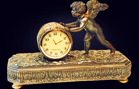 Часы «Купидон»