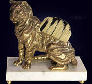 Карандашница «Тигр»
